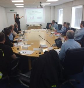 B&K Structures Training